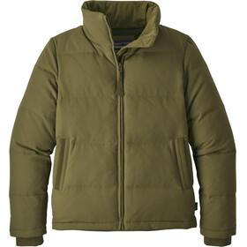 Patagonia W's Bivy Jacket Fatigue Green